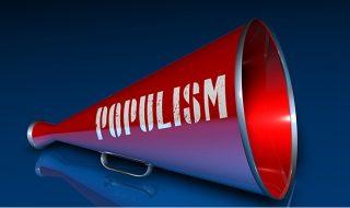 Vleugjes populisme