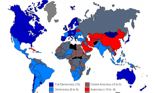 Koning Abdullah stond aan het hoofd van één van de meest repressieve regimes ter wereld
