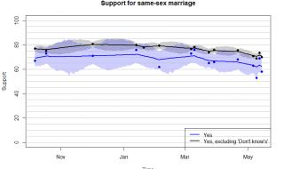 Referendum homohuwelijk Ierland spannend door onbesliste kiezers