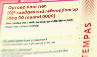De intrekking van de referendumwet is wèl referendabel