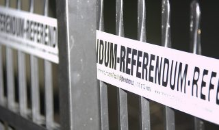 De unieke functies van het raadgevend referendum